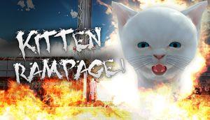 Kitten Rampage cover