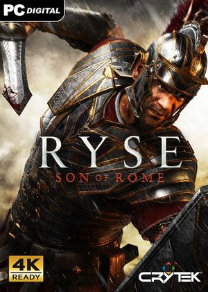 Ryse: Son of Rome cover