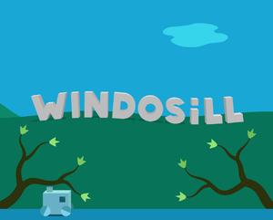 Windosill cover