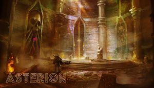 Asterion cover