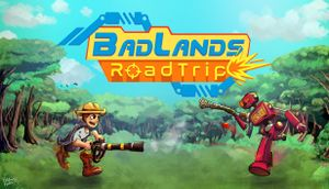 BadLands RoadTrip cover
