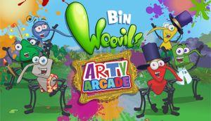 Bin Weevils Arty Arcade cover