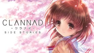 Clannad Side Stories cover