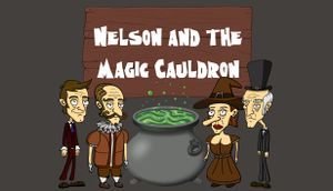 Nelson and the Magic Cauldron cover