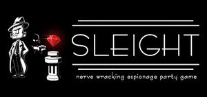 SLEIGHT - Nerve Wracking Espionage Party Game cover