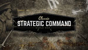 Strategic Command Classic: WWI cover