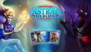 Astral Heroes cover