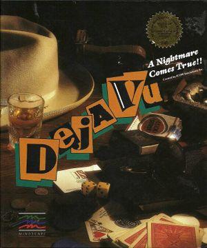 Déjà Vu: A Nightmare Comes True cover