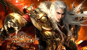 Dragon Awaken cover
