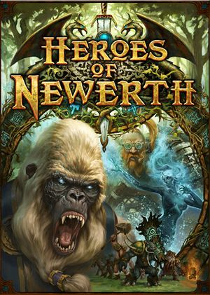 Heroes of Newerth cover