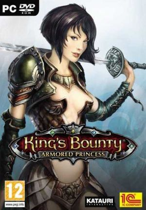 King's Bounty: Armored Princess cover