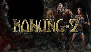 Konung 2: Blood of Titans cover