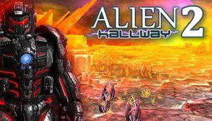 Alien Hallway 2 cover