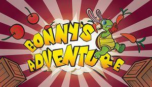 Bonny's Adventure cover
