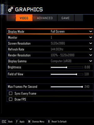 Call of Duty: Black Ops III - PCGamingWiki PCGW - bugs