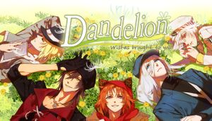 Dandelion - Wishes brought to you - cover