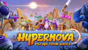 HYPERNOVA: Escape from Hadea cover