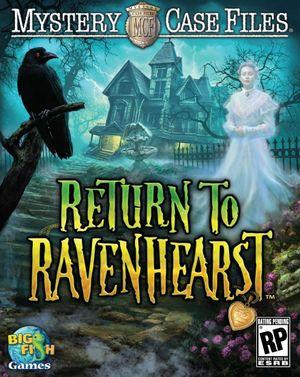 Mystery Case Files: Return to Ravenhearst cover