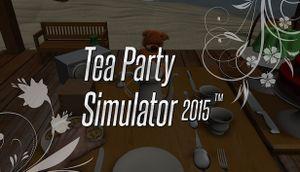 Tea Party Simulator 2015 cover