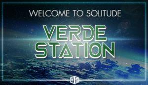 Verde Station cover