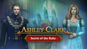 Ashley Clark: Secret of the Ruby cover