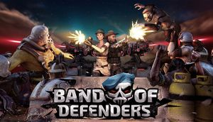 Band of Defenders cover