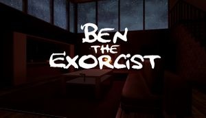 Ben The Exorcist cover