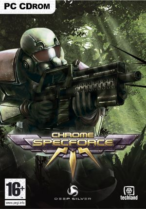 Chrome SpecForce cover