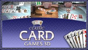 Classic Card Games 3D cover