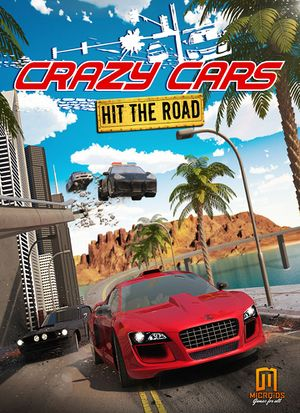 Crazy Cars: Hit the Road cover