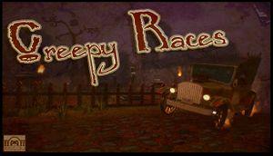 Creepy Races cover