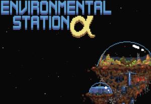 Environmental Station Alpha cover