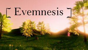 Evemnesis cover