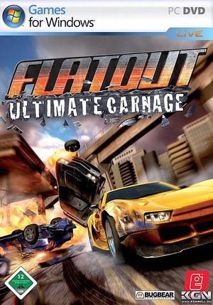 FlatOut: Ultimate Carnage - PCGamingWiki PCGW - bugs, fixes