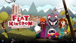 Flat Kingdom Paper's Cut Edition cover