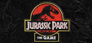 Jurassic Park: The Game cover