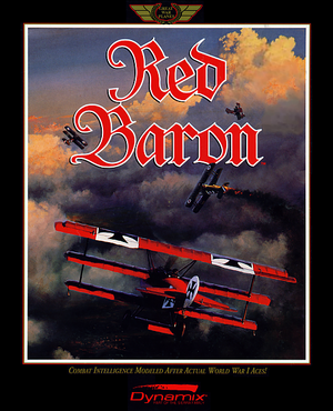 Red Baron cover