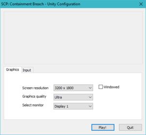 SCP: Containment Breach Unity Edition - PCGamingWiki PCGW