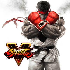 Street Fighter V cover