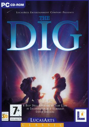 The Dig cover