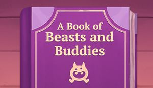 A Book of Beasts and Buddies cover