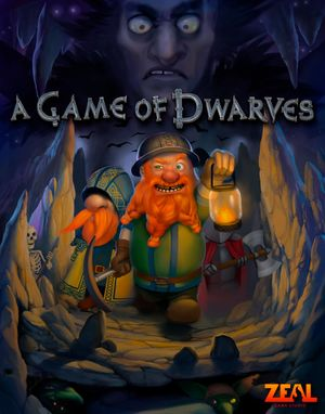 A Game of Dwarves cover