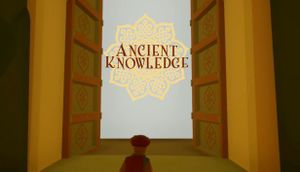 Ancient knowledge cover