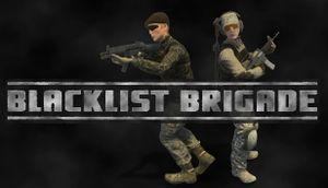 Blacklist Brigade cover