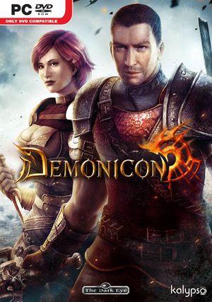 The Dark Eye: Demonicon cover