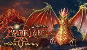 Emerland Solitaire: Endless Journey cover