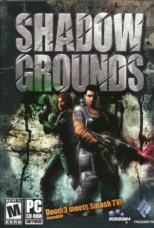 Shadowgrounds cover