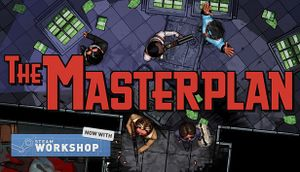The Masterplan cover