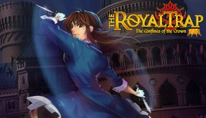 The Royal Trap: The Confines of The Crown cover