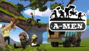 A-Men cover